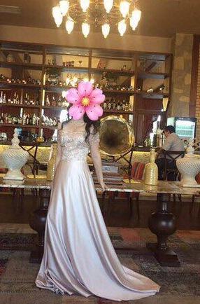 Пошив свадебных платьев